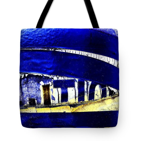 Lamppost 1c Tote Bag