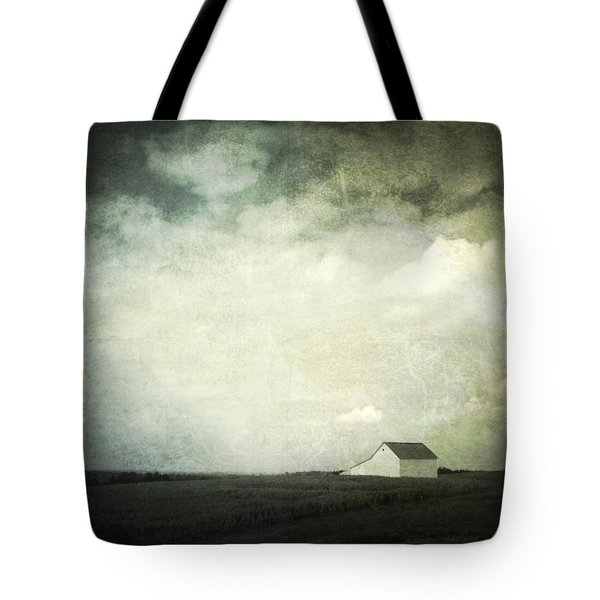Lancaster Ohio Barn 3 Tote Bag by Cynthia Lassiter