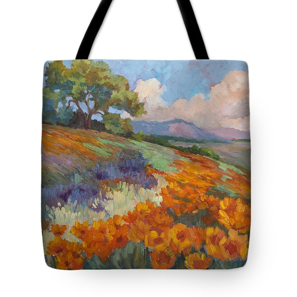 Land Of Sunshine Tote Bag