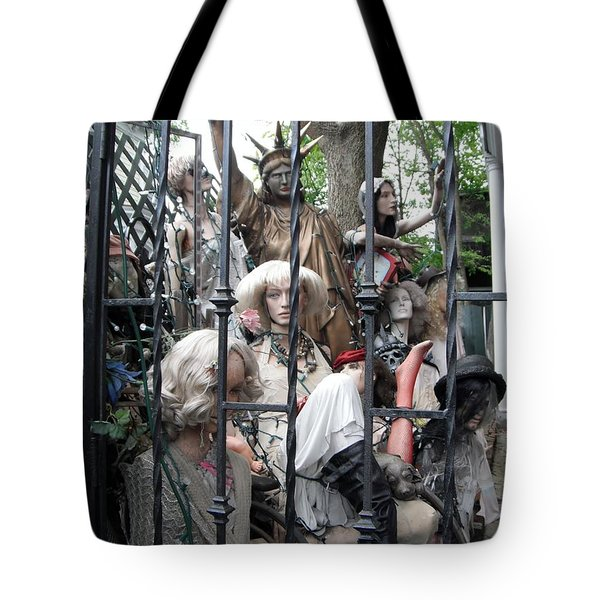 Land Of The Free  #2  Tote Bag