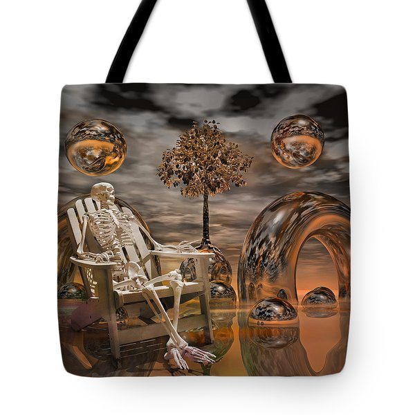 Land Of World 86240440 With Sam Tote Bag by Betsy Knapp