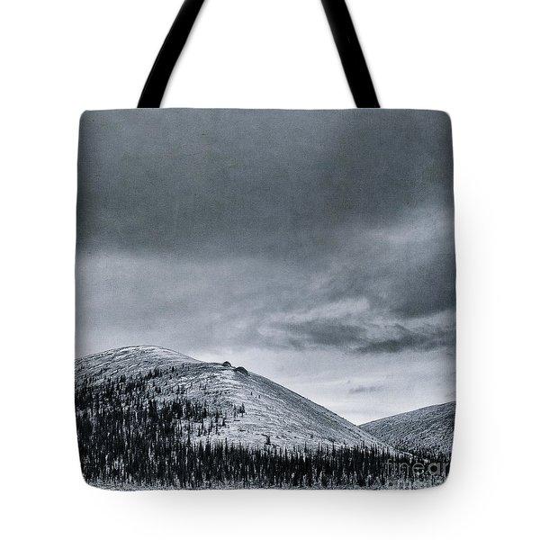 Land Shapes 10 Tote Bag