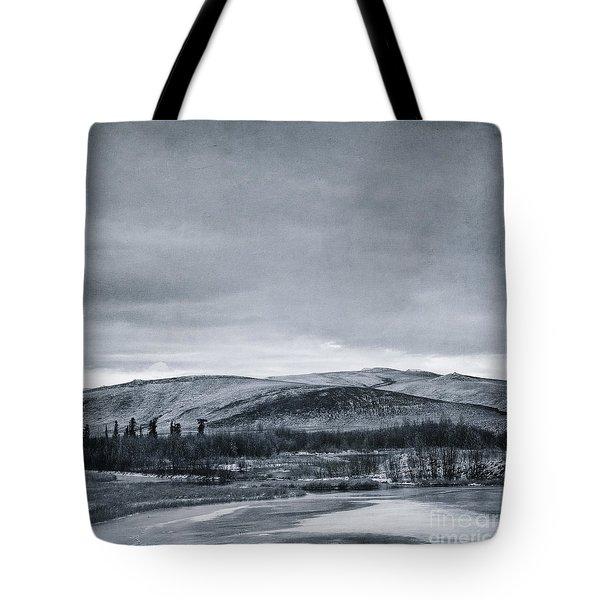 Land Shapes 11 Tote Bag