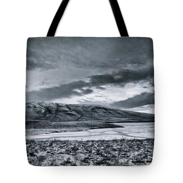 Land Shapes 12 Tote Bag