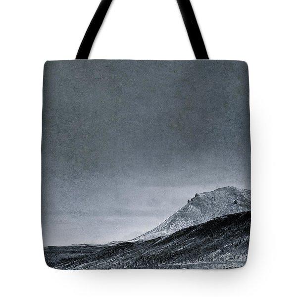 Land Shapes 6 Tote Bag