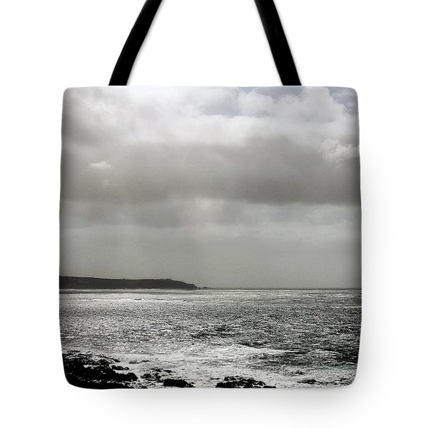 Lands End Tote Bag by Linsey Williams