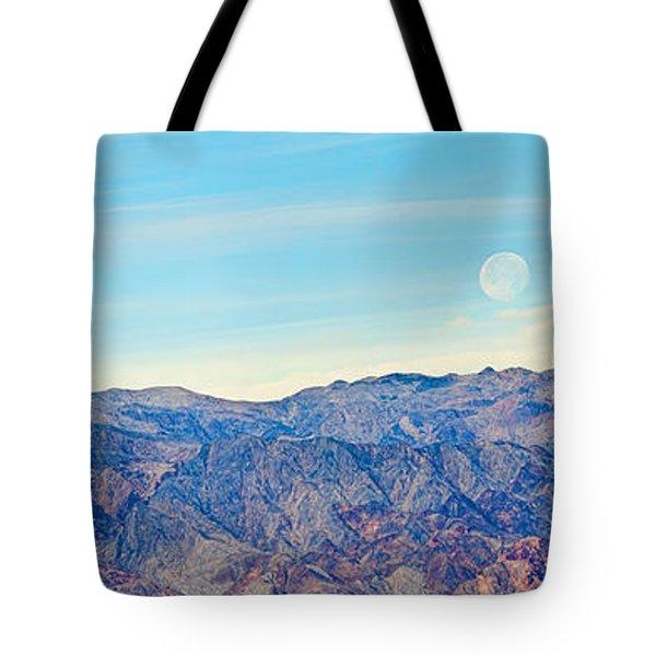 Landscape, Death Valley, Death Valley Tote Bag