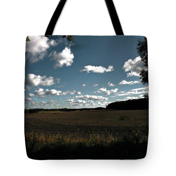 landscape Enkoepingsnaes Tote Bag