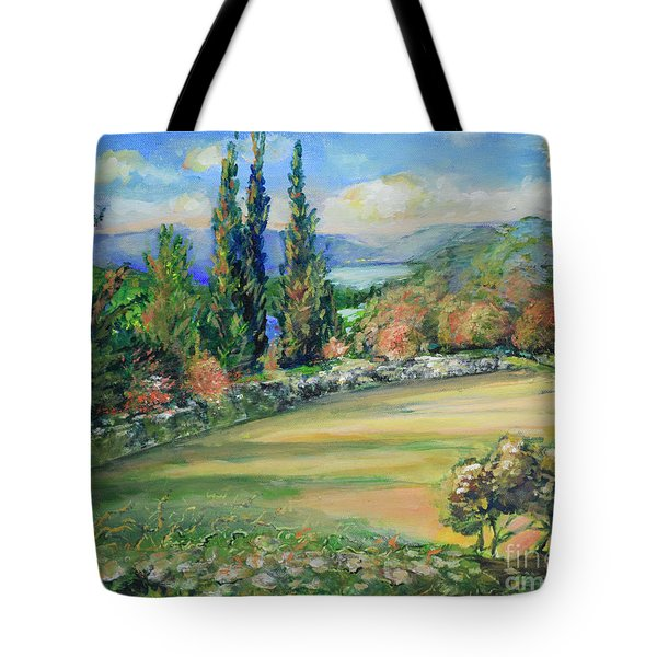 Landscape From Kavran Tote Bag