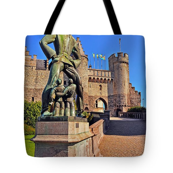 Lange Wapper Tote Bag