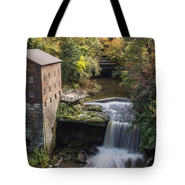 Lantermans Mill Tote Bag by Dale Kincaid