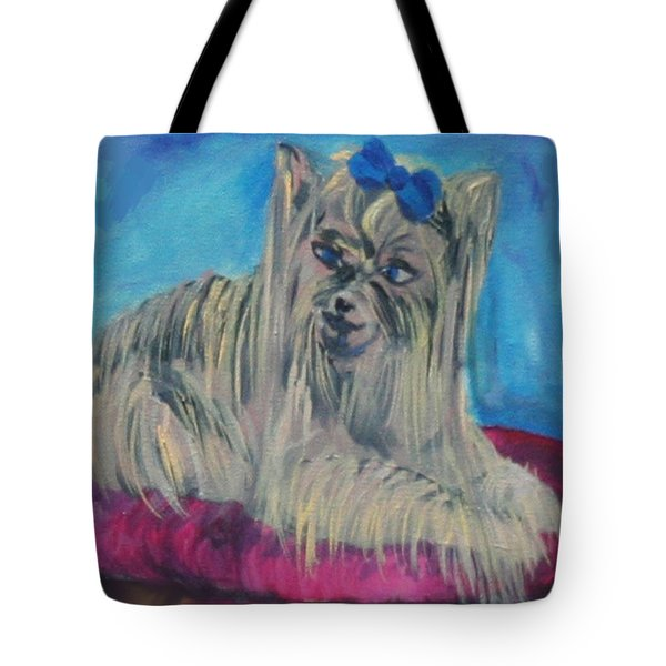 Lap Of Luxury Tote Bag by Gail Daley