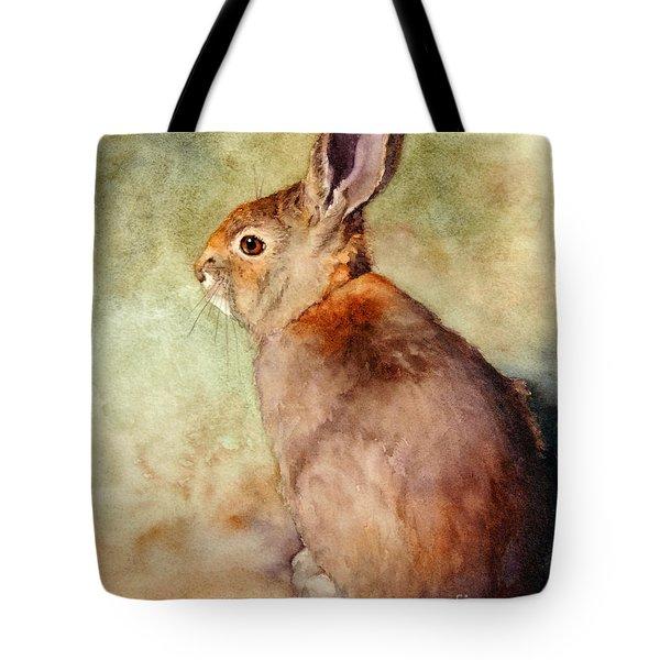 Lapin Tote Bag by Bonnie Rinier