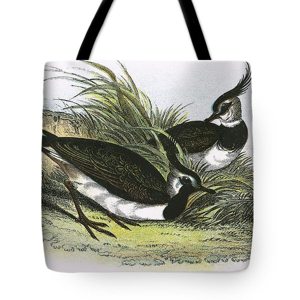 Lapwing Tote Bag by English School