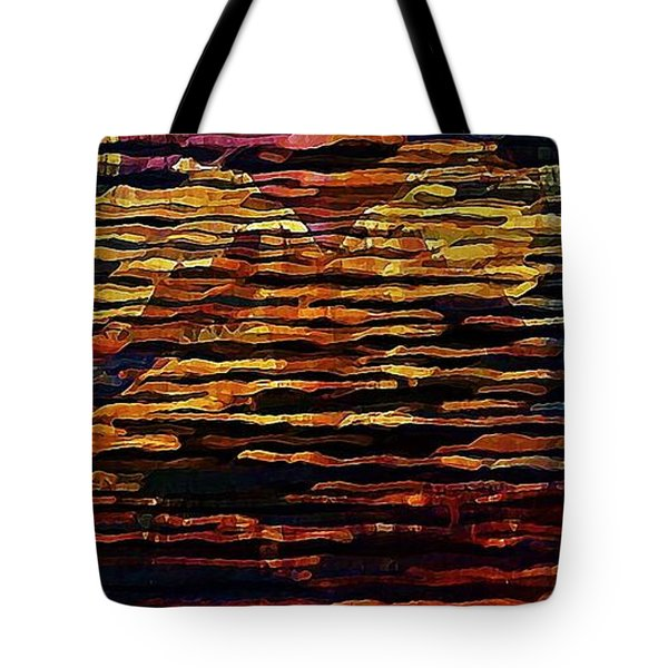 You See What You Want To See Tote Bag