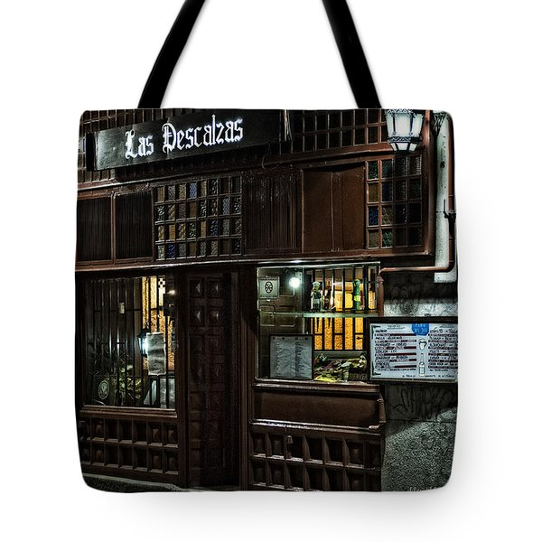 Las Descalzas - Madrid Tote Bag by Mary Machare