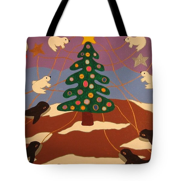 Last Christmas Tote Bag
