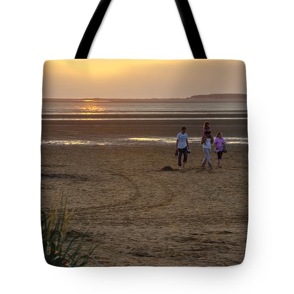 Last Colourful Days Of Summer Tote Bag