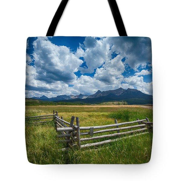 Last Dollar Ranch Tote Bag