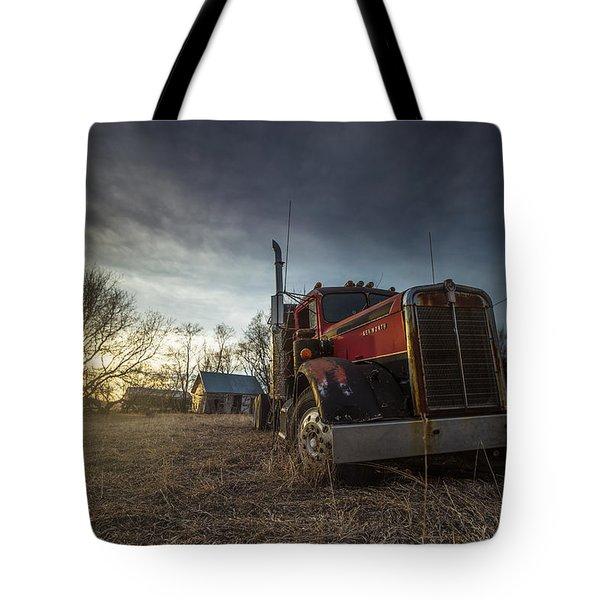 Last Haul Tote Bag