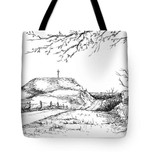 Last Hill Home Tote Bag