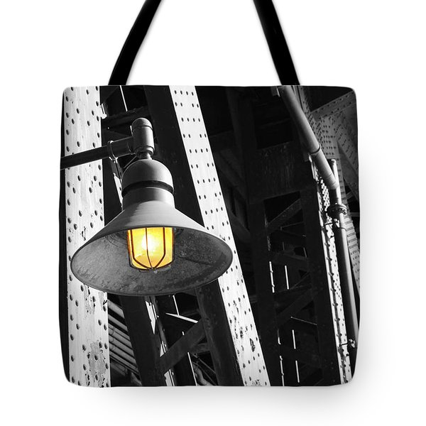 Tote Bag featuring the photograph Last Hope by Patricia Babbitt