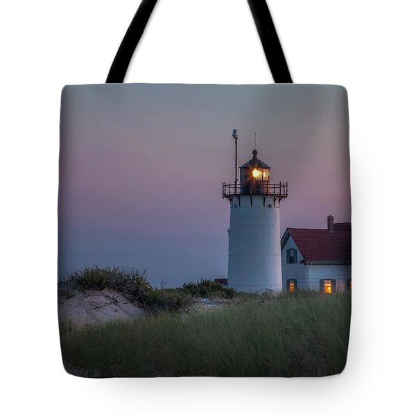 Last Light Tote Bag by Bill Wakeley