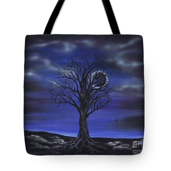 Last Light Tote Bag by Kenneth Clarke