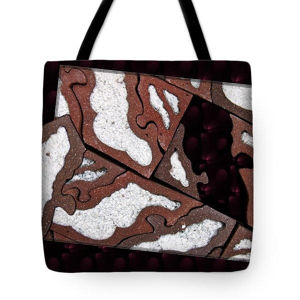 Last Puzzle Piece Tote Bag