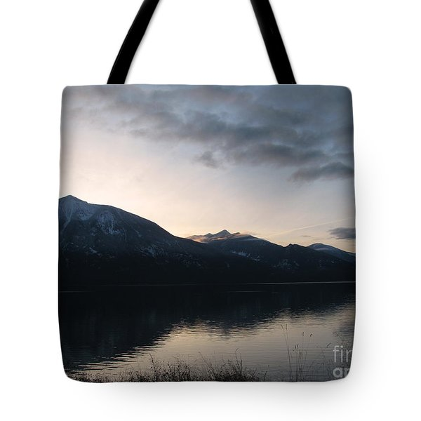 Last Rays Tote Bag by Leone Lund