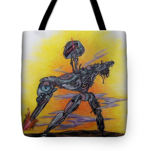 Last Resort Tote Bag