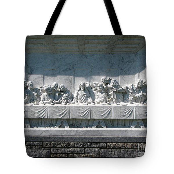Tote Bag featuring the photograph Last Supper by Greg Patzer