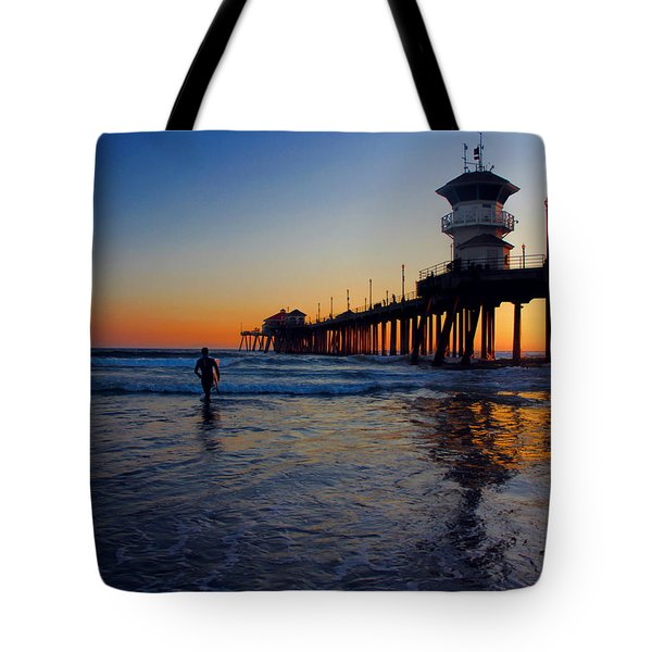 Last Wave Tote Bag