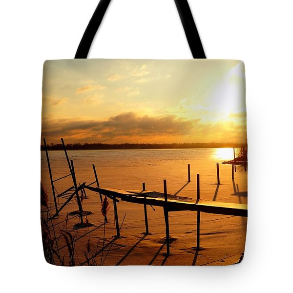 Last Winter ? Tote Bag
