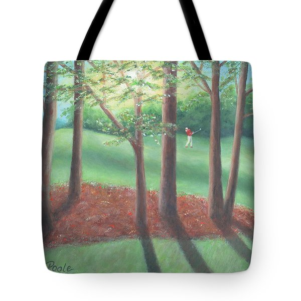 Late Afternoon At Eagle Ridge Tote Bag