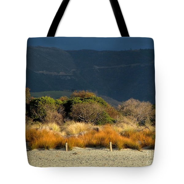 Late Afternoon Colours Tote Bag