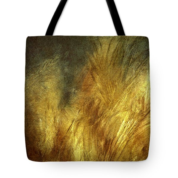 Late Afternoon Pampas Grasses Tote Bag