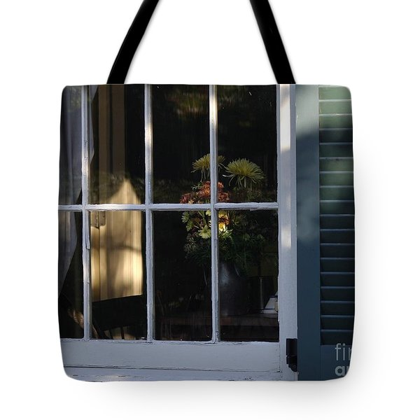 Late Day Sun Bouquet Tote Bag by Living Color Photography Lorraine Lynch