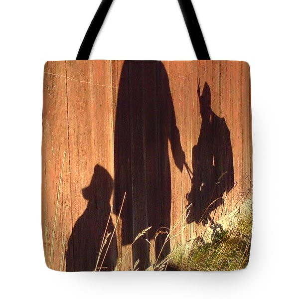 Tote Bag featuring the photograph Late Summer Walk by Martin Howard