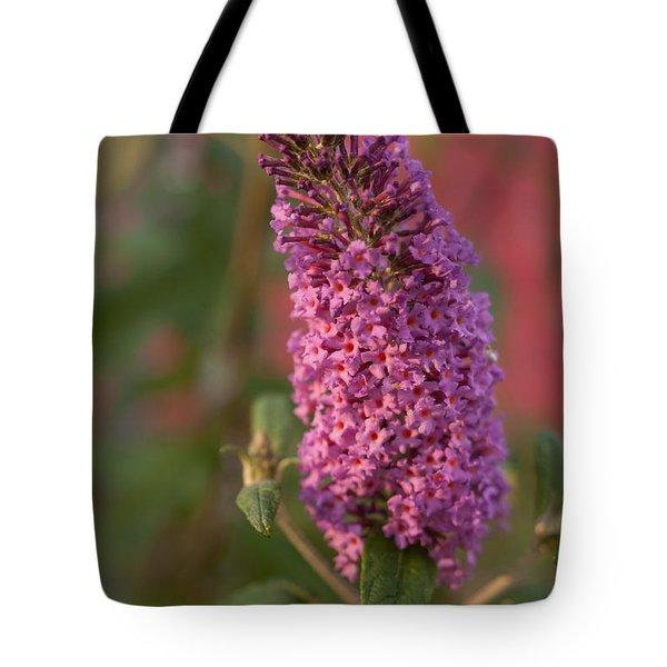 Late Summer Wildflowers Tote Bag