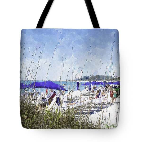 Late Winter Early Spring When Everybody Goes To Florida Tote Bag by Susan Molnar