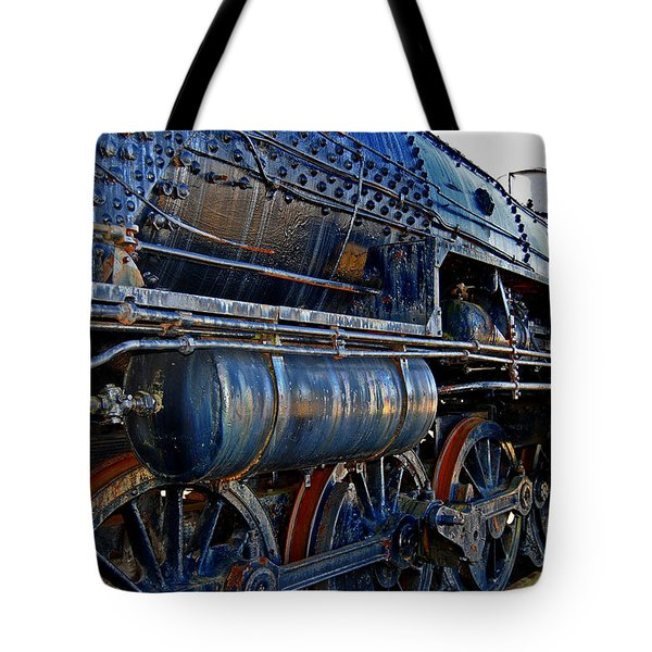 Latent Power Tote Bag by Skip Willits