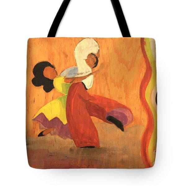 Latin Dancers 1938 Tote Bag