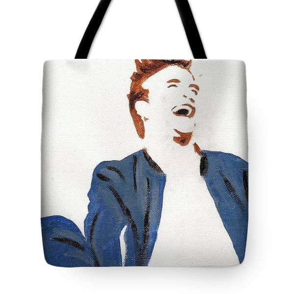 Laughter 4 Tote Bag