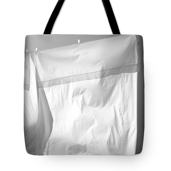 Laundry 9 Tote Bag