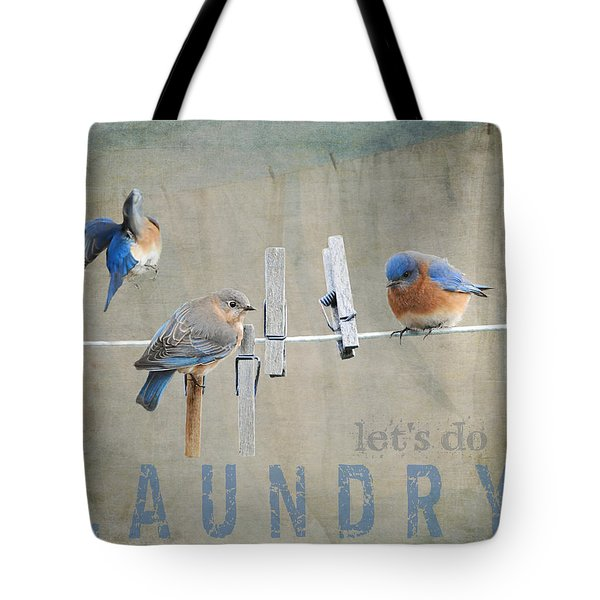 Laundry Day - Lets Do Laundry Tote Bag