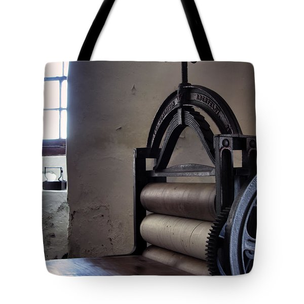 Laundry Press Tote Bag