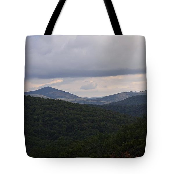 Laurel Fork Overlook 1 Tote Bag