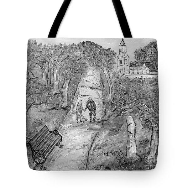 L'autunno Della Vita Tote Bag