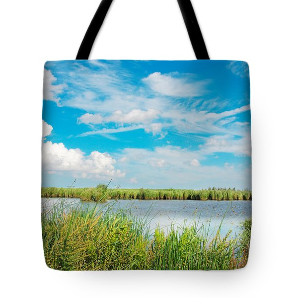Lauwersmeer National Park. Tote Bag